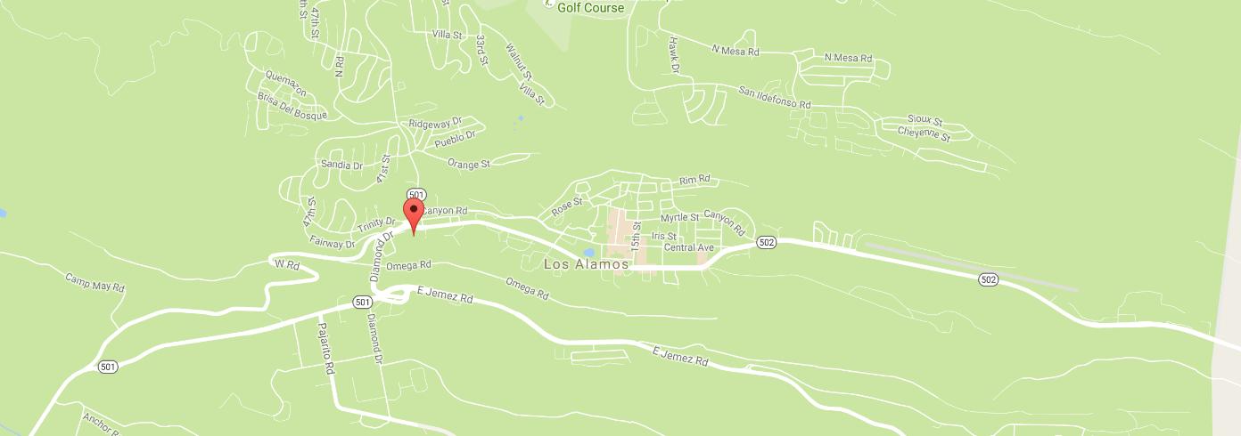 Los Alamos Office Header